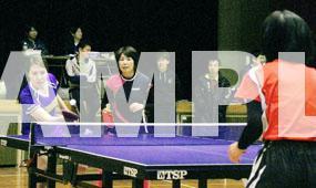 豊田卓球大会