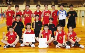 中学バレー選手権大会西集合hp