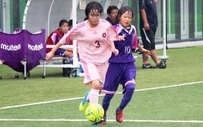 少女サッカー