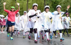 大杉谷マラソン