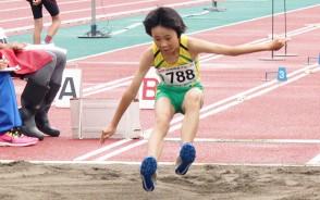 小学生陸上走り幅跳びhp