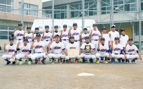 軟式野球東海大会久保中2
