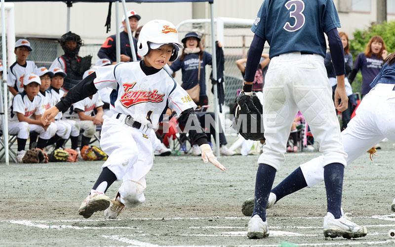 少年ソフト県大会決勝プレーhp