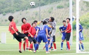 中体連サッカー