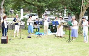 相可卒業生の楽団