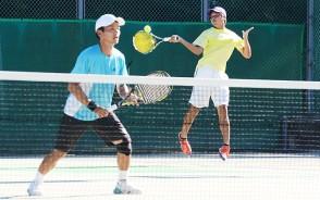市長杯テニス