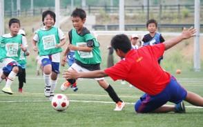 サッカー合同練習会