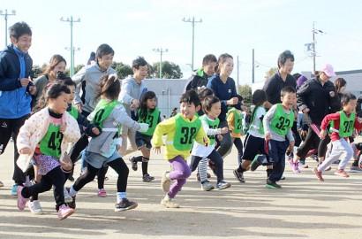 キッズマラソン