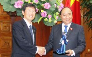ベトナム首相が来松