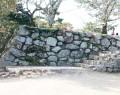 松坂城跡石垣2