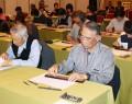 中高年の珠算大会