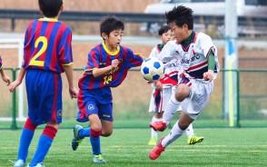 市協会長杯少年サッカー