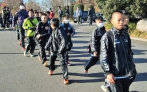 山室山FCが神宮参拝