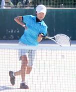 軟式テニス女子
