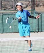 軟式テニス男子