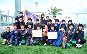 小学サッカー集合