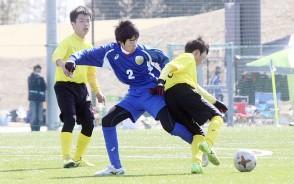 花岡招待サッカー