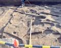 斎宮の発掘現場