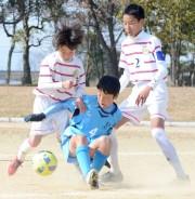 JA杯サッカーU12