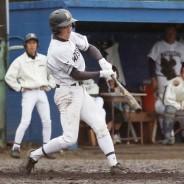 高校野球_松阪・高口主将