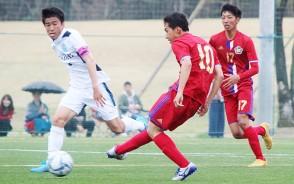 高校サッカー三重・近大高専