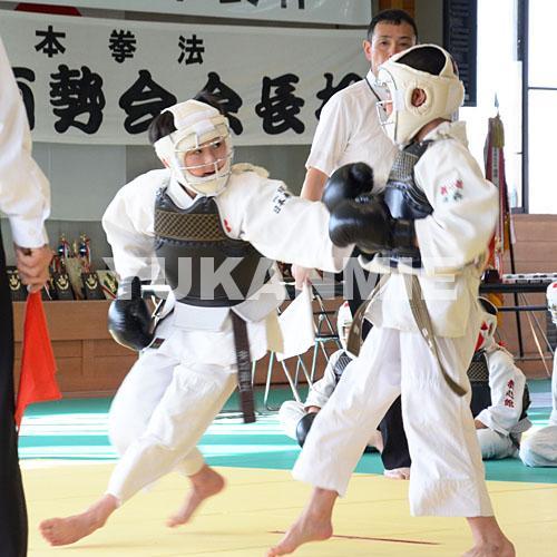 日本拳法・安江