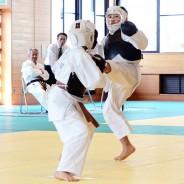 日本拳法・西山
