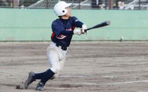 中学野球・プレー_明和・山路主将