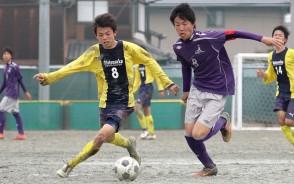 高校サッカー松工・稲生