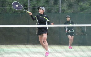 三銀杯ソフトテニス