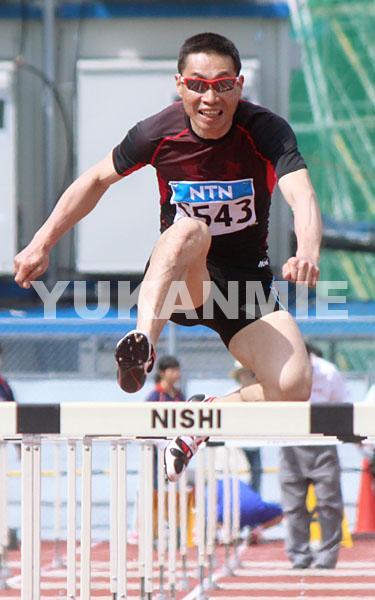 M55_100m隆宝選手