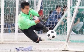 高校サッカー_松高×津西