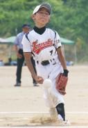 小学生ソフト・投手