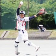 中学ソフト県大会・投手