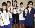 女子高生GBチーム