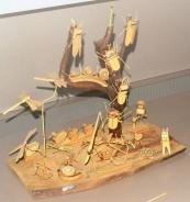 中村さんの竹細工