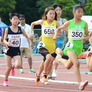 小学生女子800m須山