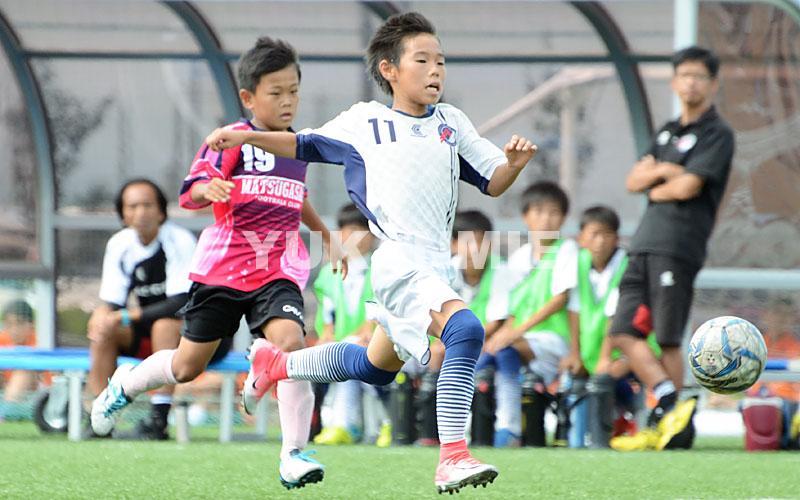 U-12サッカー