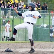 高校野球・松商-いなべ