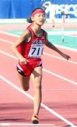 小学生陸上_女子6年100m