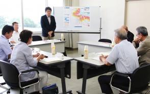 津波タワー初会合