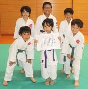 日本拳法市民大会 教心館A