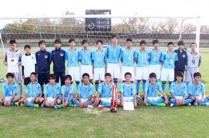 中学サッカーFC松阪