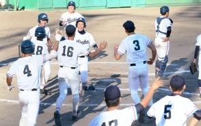 高校野球、秋県優勝