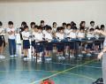 松ケ崎小生ら音楽会練習