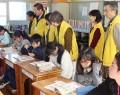 徳和小の学校訪問