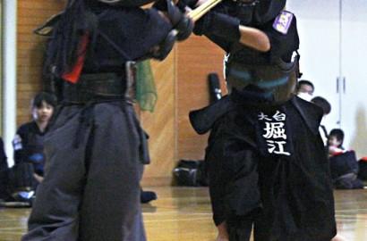 大台少年剣道