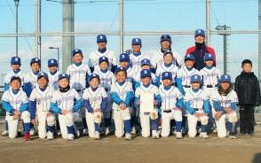 学童野球・準優勝・松尾