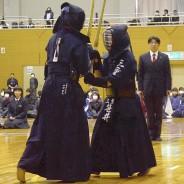 高校剣道・新人女子