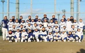 学童野球・3位・揥水